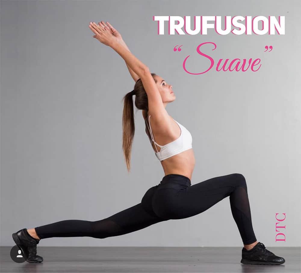 fitness trufusion suave