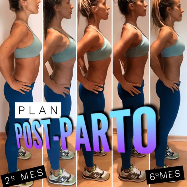 plan postparto - Irene Rodríguez - Disfruta Tu Cuerpo